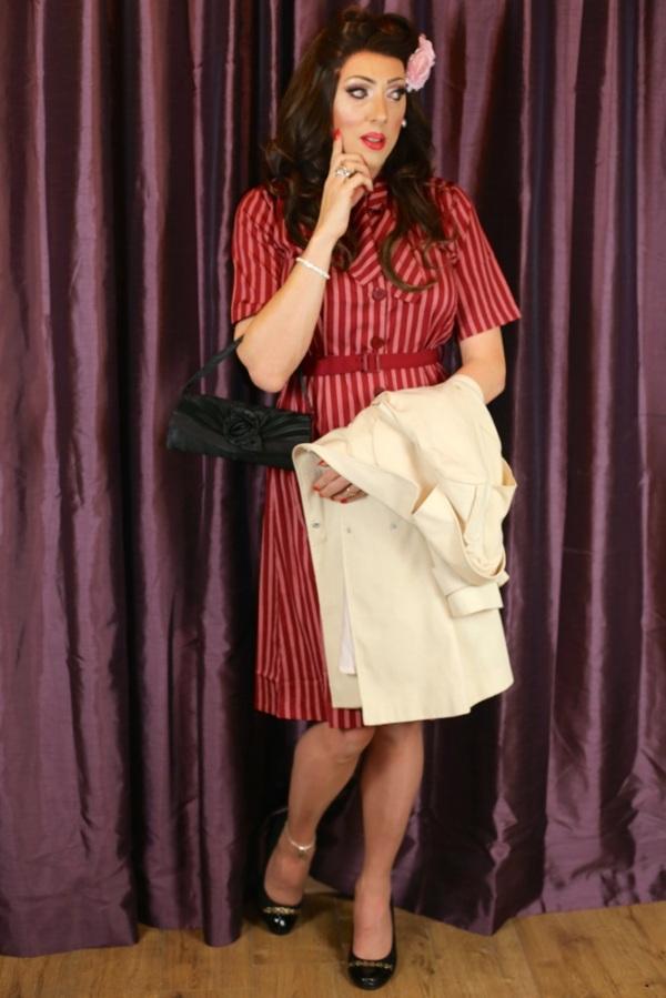[Fashion] Frock Tales – 1940sFun