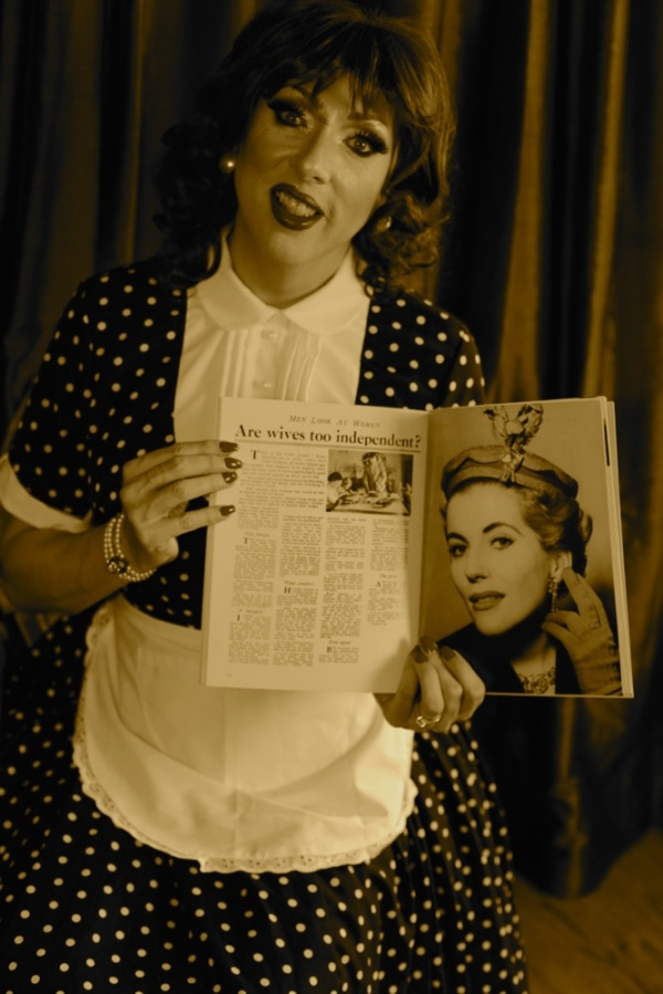 [Frock Tales] Being LucilleBall….